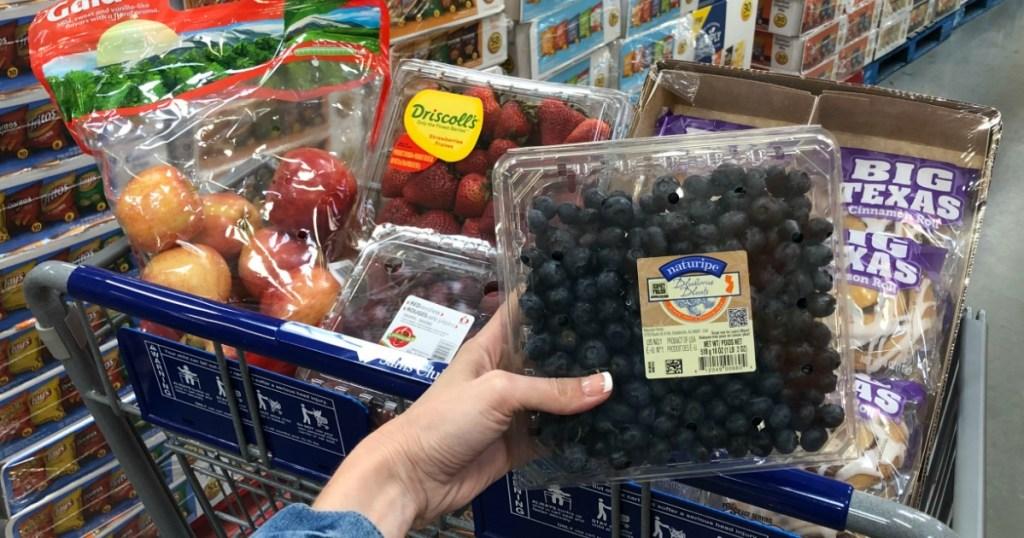 Sam's Club Grocery Items