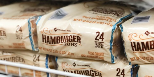 Recall Issued for Hamburger & Hot Dog Buns Sold at Sam's Club, ALDI, Target & More