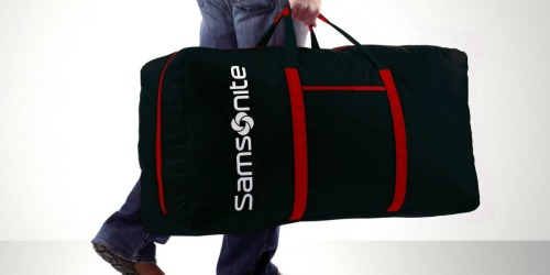 Samsonite Tote-A-Ton Duffel Only $16 Shipped (Regularly $40)