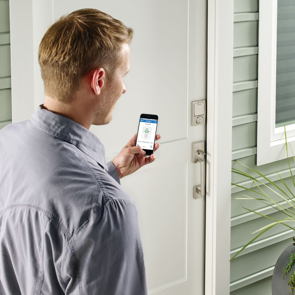 Up To 40 Off Smart Door Locks Free Shipping Hip2save
