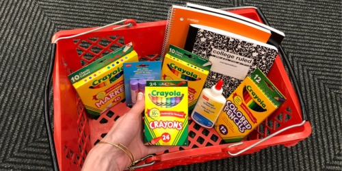 12 School Supplies ONLY $7 at Staples ($33+ Value)