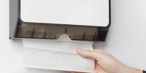 Scott Folded Paper Towel Dispenser Only $5 Shipped at Amazon (Regularly $32)