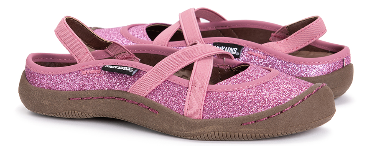 pink sparkly girls shoes