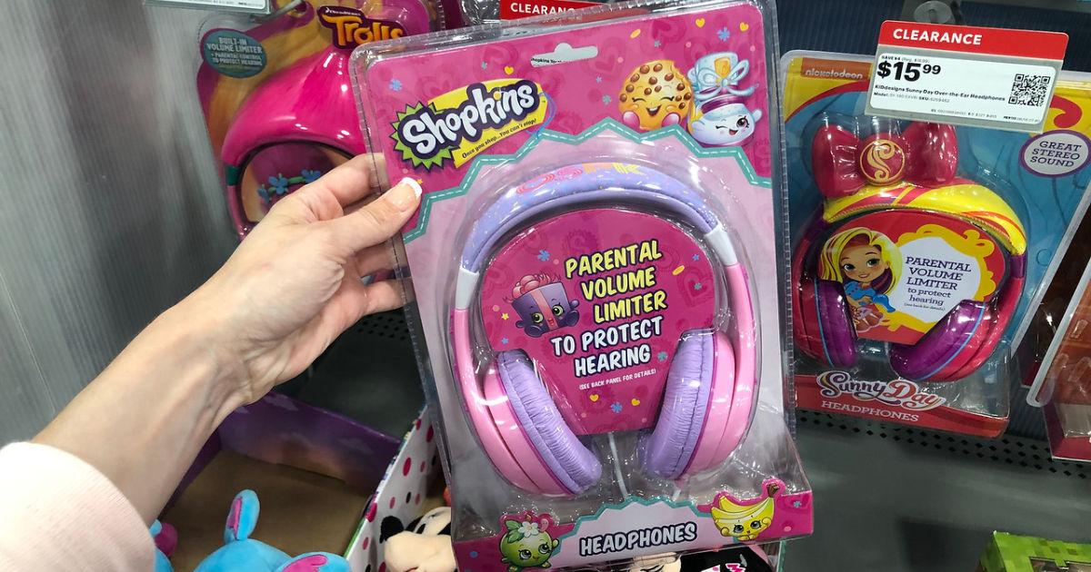 kids shopkins headphones at best buy
