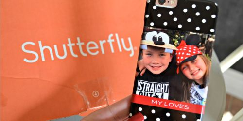 FREE Shutterfly Phone Case, Key Chain, Pencil Set & More (Just Pay Shipping)