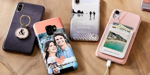 Custom Shutterfly Phone Card Holder Only $6.99 Shipped (Great for Credit Cards & Cash)
