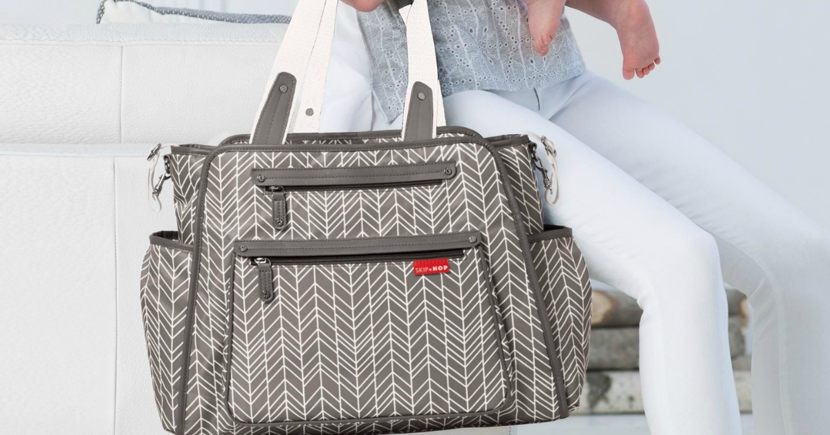 SkipHop Diaper Bag