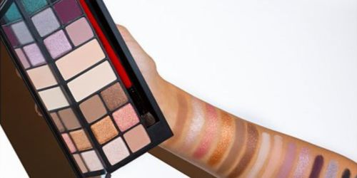 Smashbox Romantic Eye Shadow Palette Only $23.50 at Macy's (Regularly $58) + FREE Samples & More