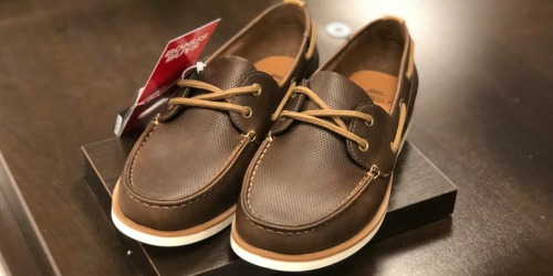 Men's Boat Shoes & Sandals Only $16.99 at Kohl's (Regularly $70)