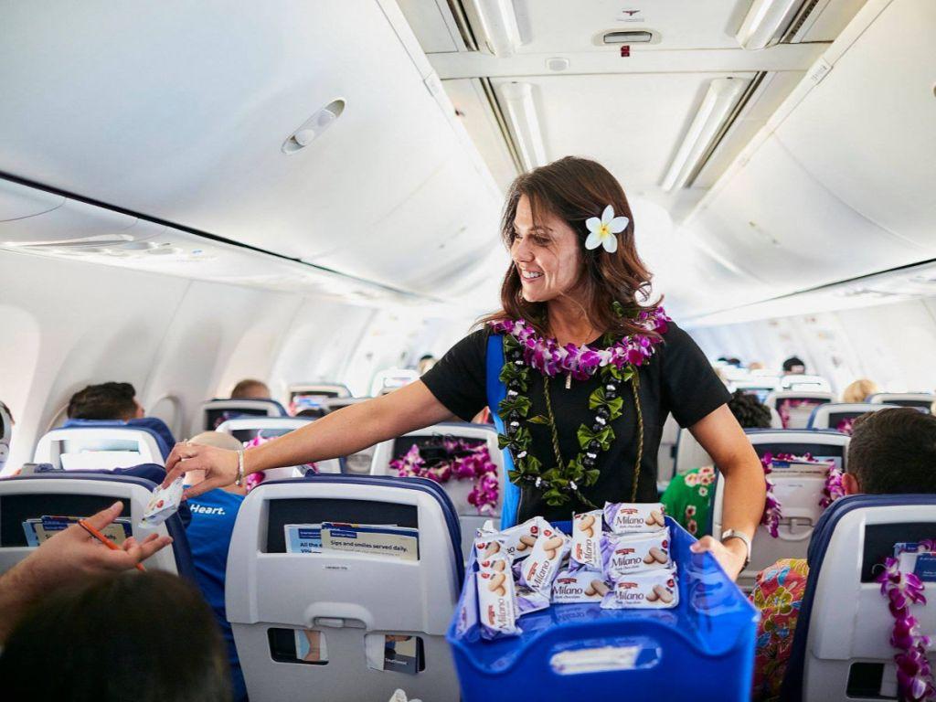 Southwest Hawaii Flight Attendant