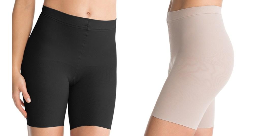 Spanx New & Slimproved Power Panties - Barest