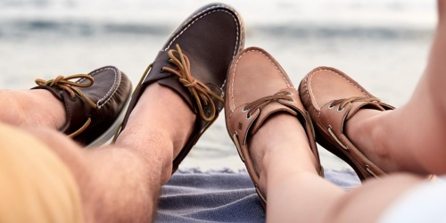 Sperry Men's & Women's Boat Shoes Only $44.99 Shipped (Regularly $80+)