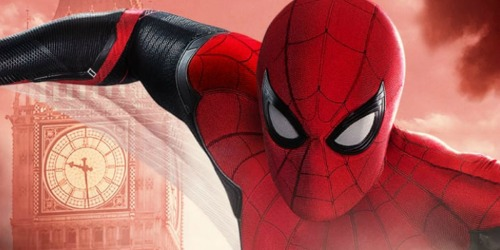 Free Spider-Man: Far From Home Movie Ticket w/ Select Digital Movie Purchase