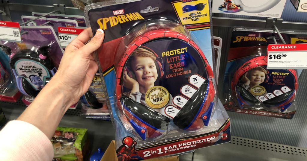 spiderman ekids headphones at best buy