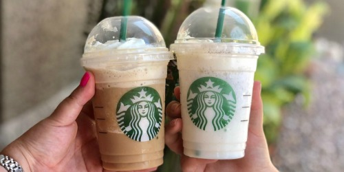 Buy 1, Get 1 FREE Starbucks Grande Handcrafted Drinks | TODAY After 3PM Only