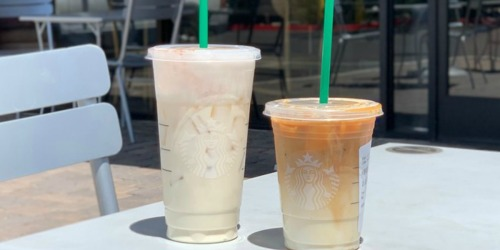 Buy 1, Get 1 FREE Starbucks Iced Beverages (Today Only, After 3PM)