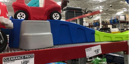 Step2 Up & Down Roller Coaster Only $49.81 (Regularly $75) at Sam's Club