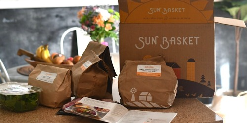 5 Reasons To Try Sun Basket Organic Meal Delivery Boxes