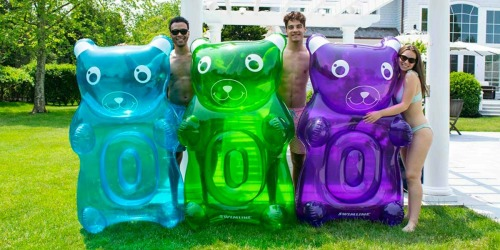 Up to 45% Off Swimline Pool Floats (Giant Gummy Bears, Margaritas & More)
