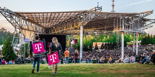 $25 Live Nation Concert Tickets Available NOW for T-Mobile Customers