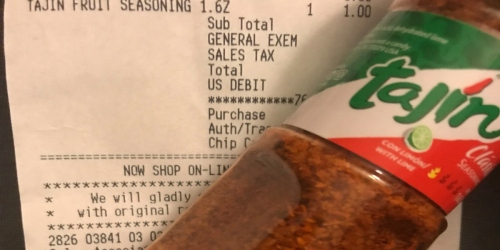 Tajin Seasoning at Dollar Tree
