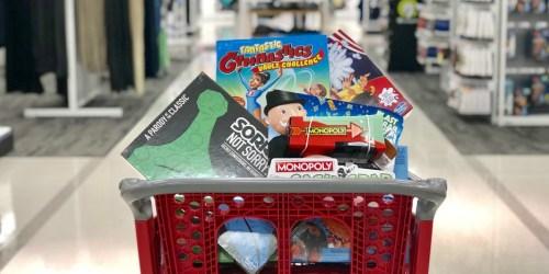 Buy 2 Board Games, Get 1 FREE at Target (Starting 6/9)