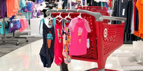 Buy One, Get One 50% Off Kids Swimwear at Target