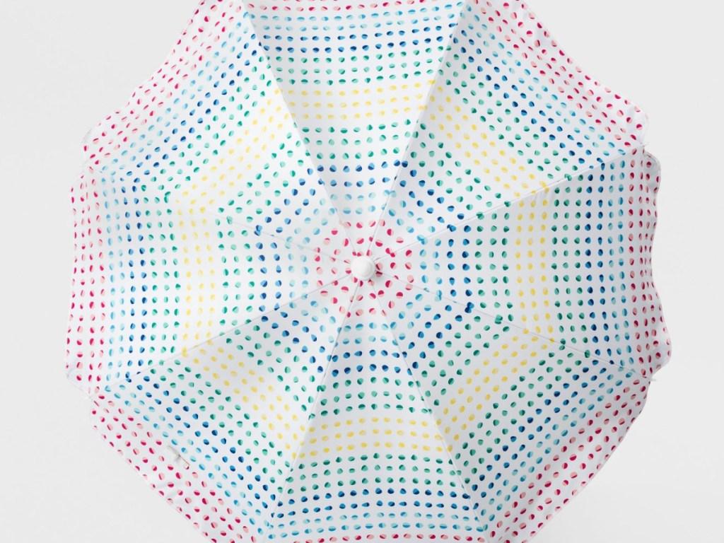Target Polka Dot Patio Umbrella