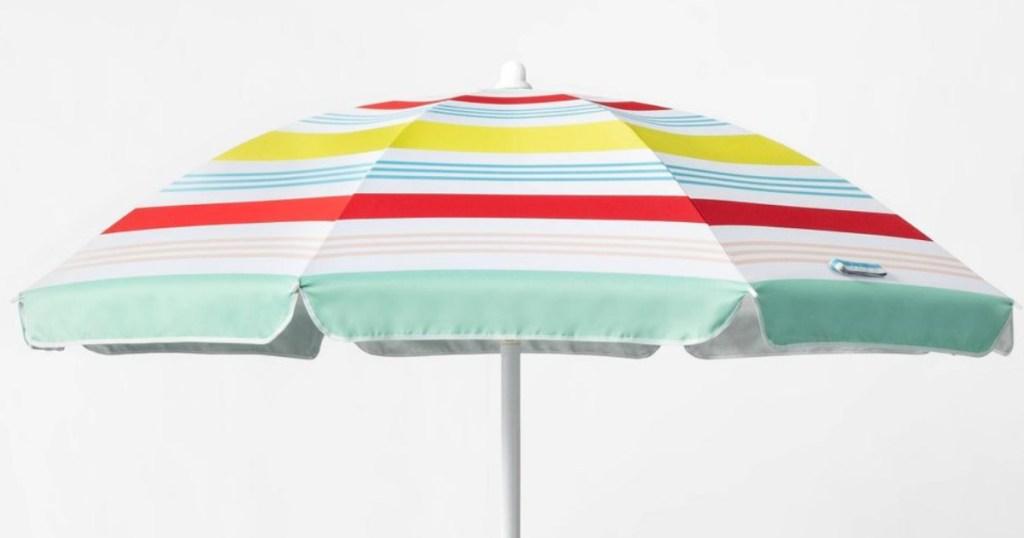 Target Rainbow Patio Umbrella