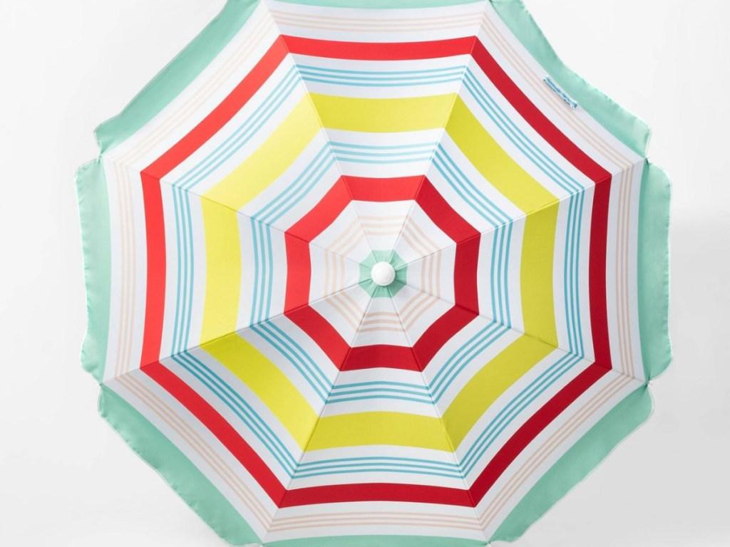Target Rainbow Patio Umbrella(1)