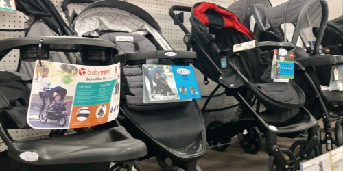 Up to 30% Off Select Strollers During Target Summer Stroller Event (Graco, Evenflo & More)
