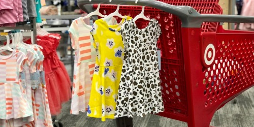 Girls Dresses & Rompers as Low as $6 w/ Target Store Pick-Up