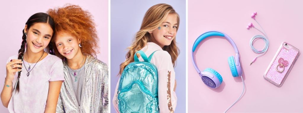 Back to school items from Target's More Than Magic line