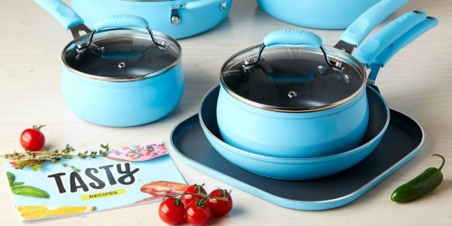 50% Off Tasty Cookware at Walmart.com (Dishwasher Safe & Inspired by Buzzfeed's Food Blog)