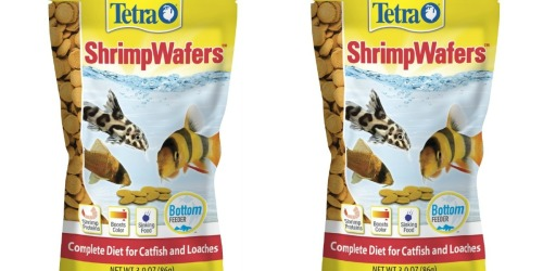 Tetra ShrimpWafers Fish Food Only 95¢ Shipped at Amazon