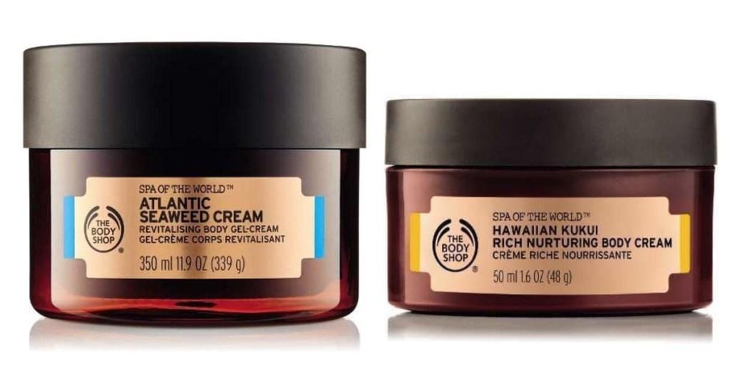 The Body Shop Spa of The World Body Cream