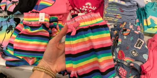 Up To 70% Off The Children's Place Clearance + Free Shipping