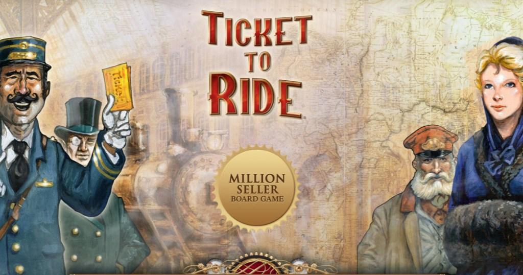 Ticket to Ride App