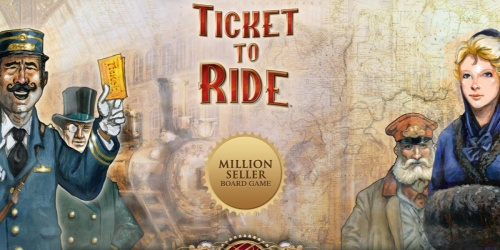 Ticket to Ride App Only $1.99 for iOS & Android Users