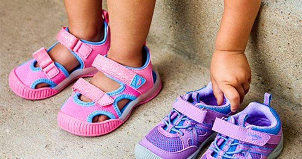 toddler oshkosh-bsgosh shoes at zulily