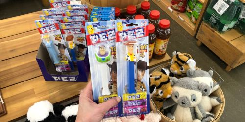 FREE Toy Story PEZ Dispenser for Select World Market Rewards Members