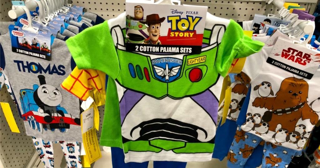 Toy Story 4 Pajama sets at target
