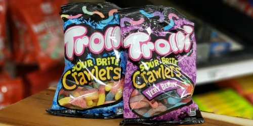 3 Bags of Trolli Candy AND $10 Fandango Code Only $4 at Target