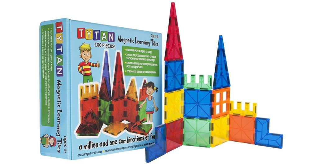 tytan magnetic learning tiles at sams club