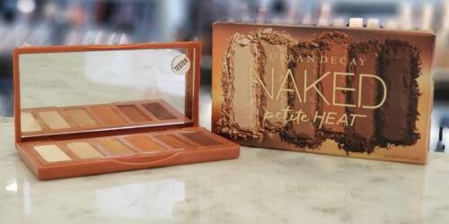 Urban Decay Naked Petite Heat Eyeshadow Palette $14.50 Shipped (Regularly $29) + More