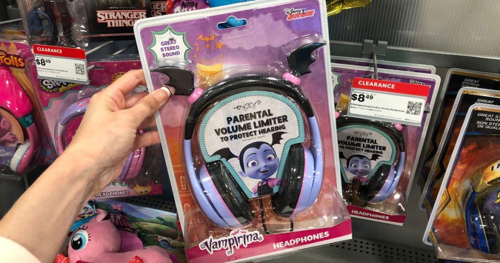 best buy vampirina ekids headphones
