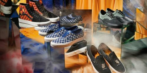 Up to 55% Off Vans x Harry Potter Sneakers at Journey's