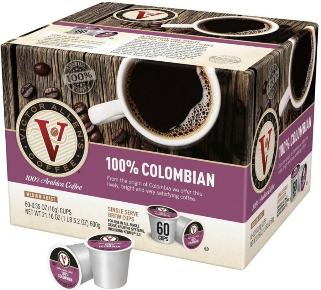 Victor Allen's Coffee Colombian