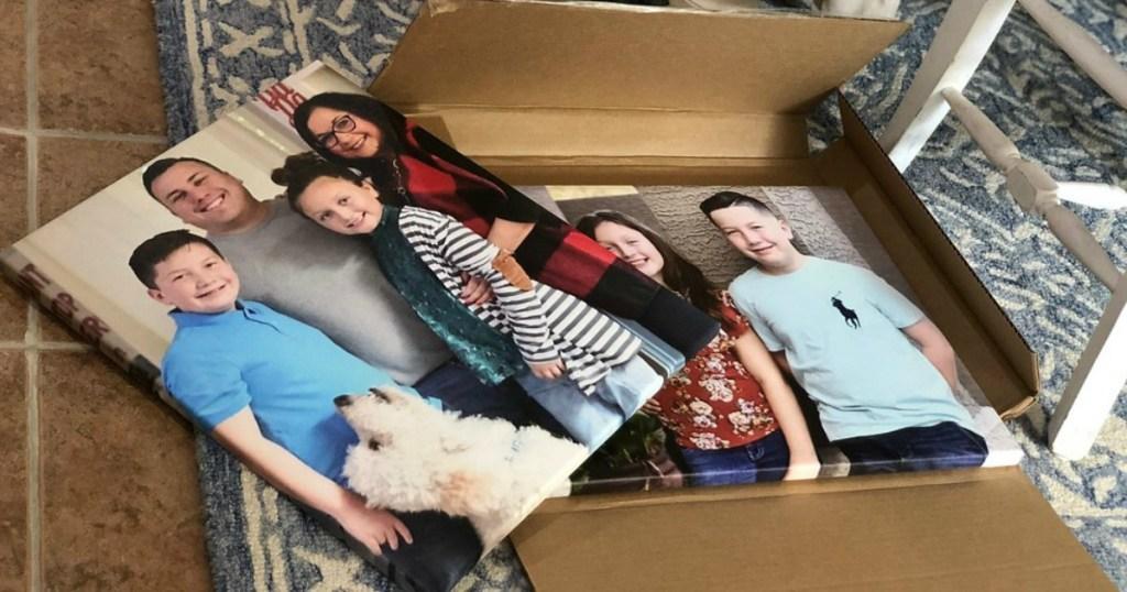 family canvas prints