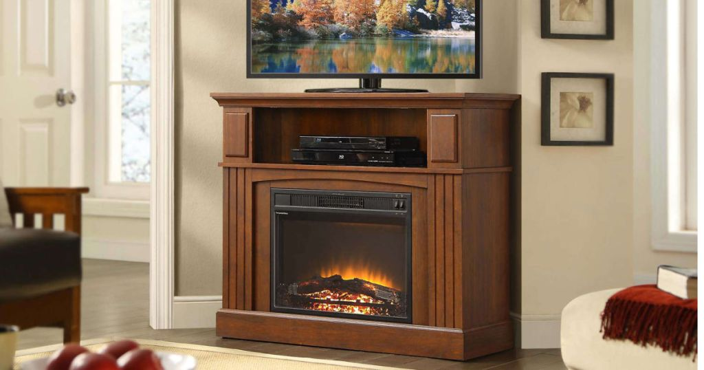 Awe Inspiring Up To 80 Off Electric Fireplace Tv Stands At Walmart Free Download Free Architecture Designs Terstmadebymaigaardcom